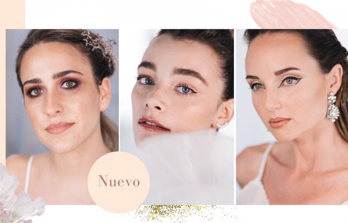 Curso de maquillaje para novias